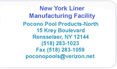 Pocono Pools New York Address